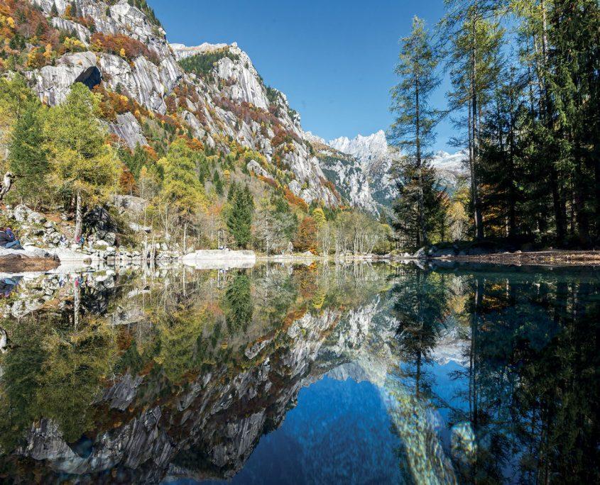 Val Di Mello Itinerari Per Tutti In Val Masino